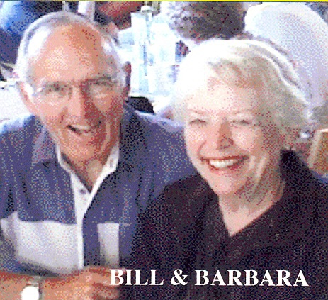 Bill & Barbara, FMA West Coast Reunion 2002