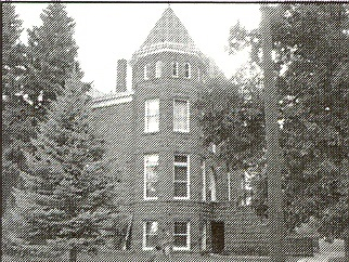 Old Main, Arizona State Teachers College 1945