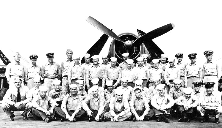 VF-692  (not all pilots present)