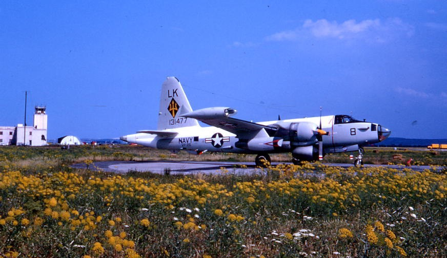 "3rd Squadron: Patrol Squadron TWENTY-SIX (VP-26), NAS Brunswick, Maine,   1962-1964. SP-2E  ""Neptune"" Aircraft. (Operations Officer)"