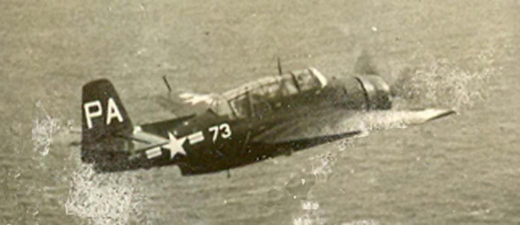 TBM-3N - VA-213 off NAS Seattle, WA. 1948