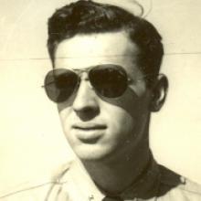 AvMidn Gene Tissot, Ottumwas Preflight 1946