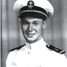 Gordon T. Collier, Aviation Midshipman 1st Class